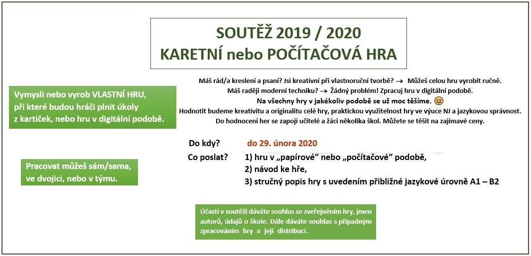 Wettbewerb Februar 2020