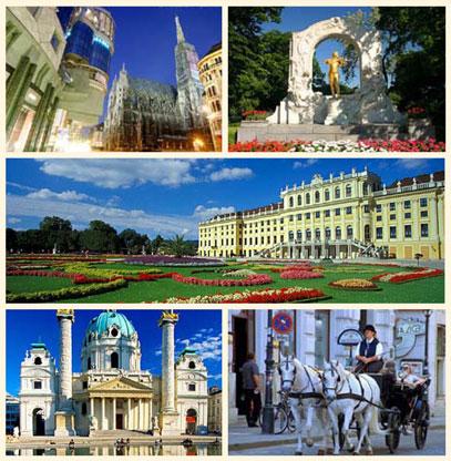 туры из санкт петербурга в вену